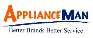 Appliance Man Logo High Resolution