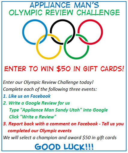 Olympic Review Challenge